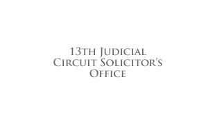 13th Judicial Circuit Solicitor's Office